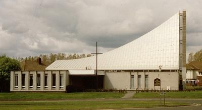 St Margaret's Church in 1993