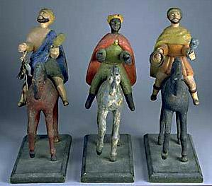 The Three Kings – a Puerto Rican interpretation